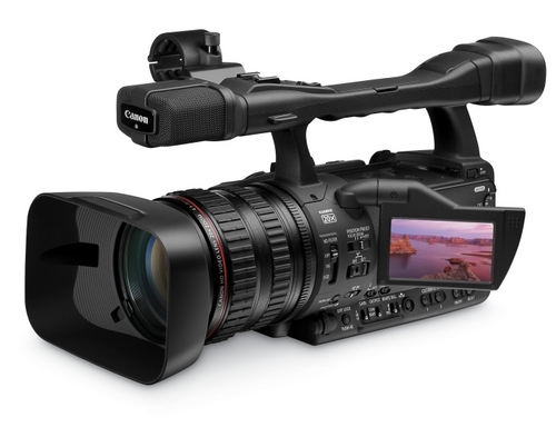Canon Xh A1s Hd Camcorder