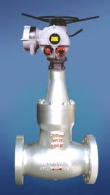 Cast Pressure Seal Bonnet Globe Valves