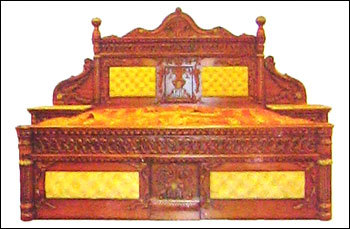 antique design beds in indira nagar