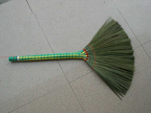 Designer Flower Broom
