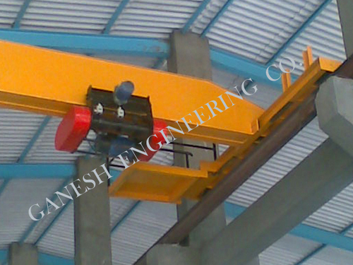 Heavy Duty Single Girder Eot Crane in  Vatva
