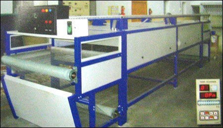 Infra-Red Drying Chambers
