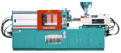 Horizontal Screw Type Injection Moulding Machine