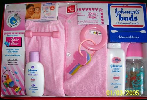 Baby Products Gift Set in  Kandivali (W)