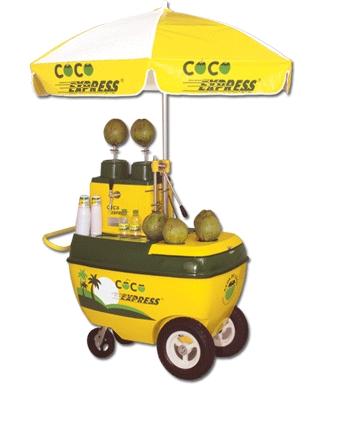 Coconut Cart