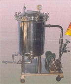 Pharmaceutical Horizontal Plate Filter