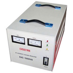 Automatic Voltage Stabilizer in  Modern Indl. Area - I