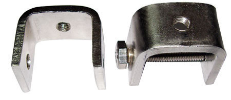 Stainless Steel U-Clamps