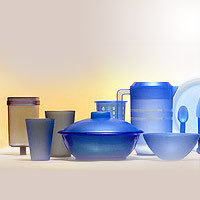 Plastics Household Vessel