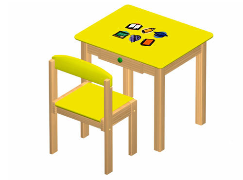 school table with chairs in noida uttar pradesh popcorn furniture and lifestyle pvt ltd. Black Bedroom Furniture Sets. Home Design Ideas