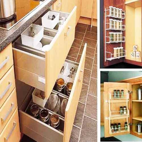 Design Of Kitchen Cabinets In India - Sarkem.net