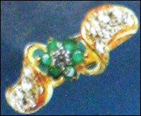 Elegant Cz Gold Rings