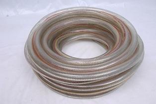 Pvc Steel Wire Hose in  Drive-In Road