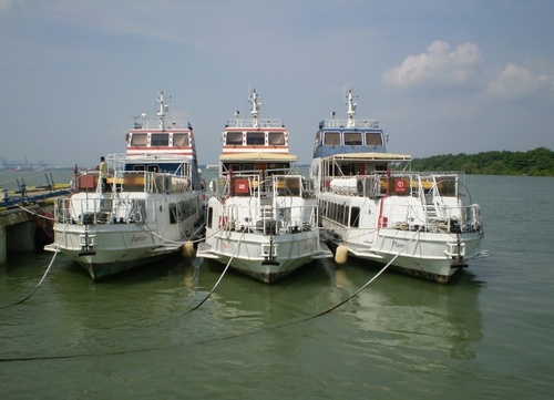 Used Passenger Boats