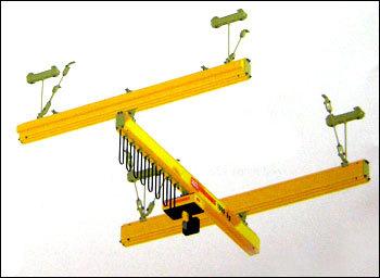 Single Girder Underrunning Work Station Crane