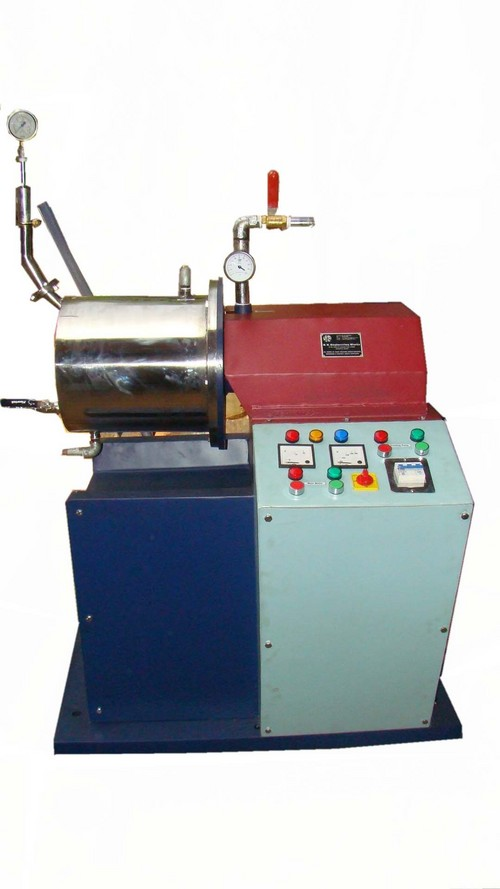Horizontal Type Bead Mill