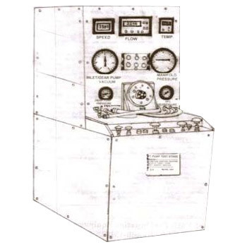 Test Stands For Pt Cimmins Pump in   Phase-III