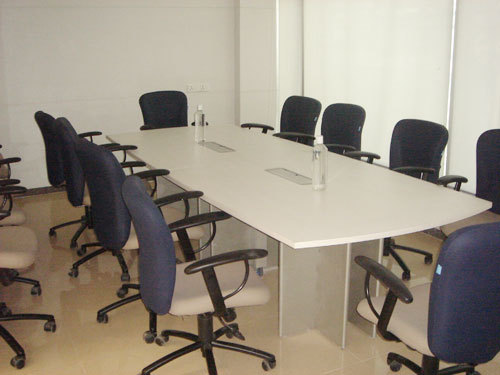 Conference Tables Suppliers Manufacturers Dealers In Navi Mumbai - Modular meeting table