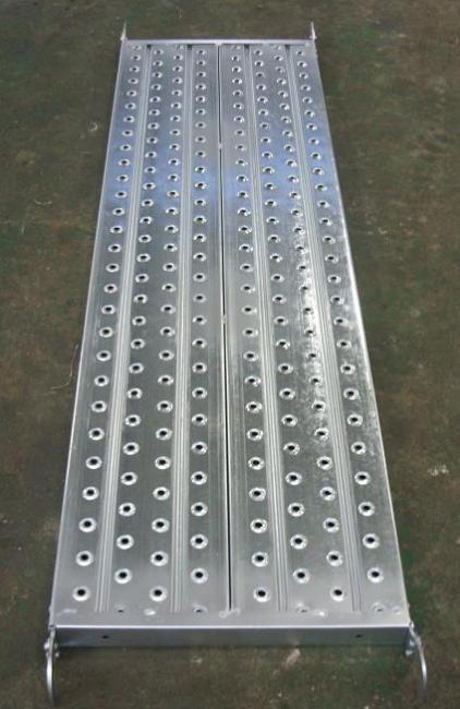 Steel Scaffold Planks : Scaffold steel plank in qingdao shandong dnl