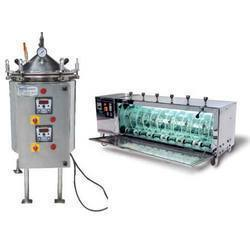 Hot Air Yarn Dyeing Machine