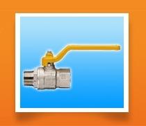 Full Flow Gas Ball Valve
