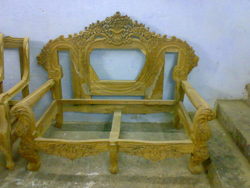 Wooden carved furniture in new delhi vishwakarma