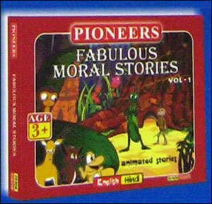Fabulous Moral Stories Vcd in  Malad (E)