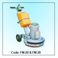 Oily Mud Floor Cleaning Machine