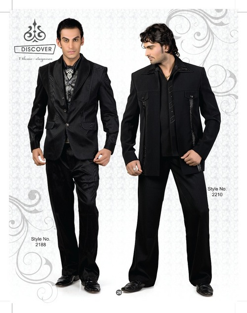 Fancy Blazer Suit in  Dadar (W)