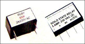 High Frequency Solid State Relay In Mumbai Maharashtra RUBY - Solid State Relay Low Current