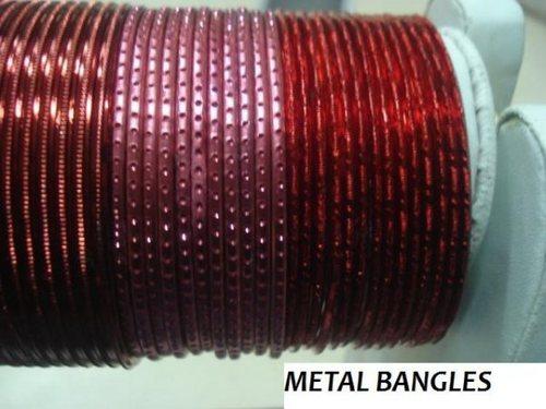 Designer Metal Bangles