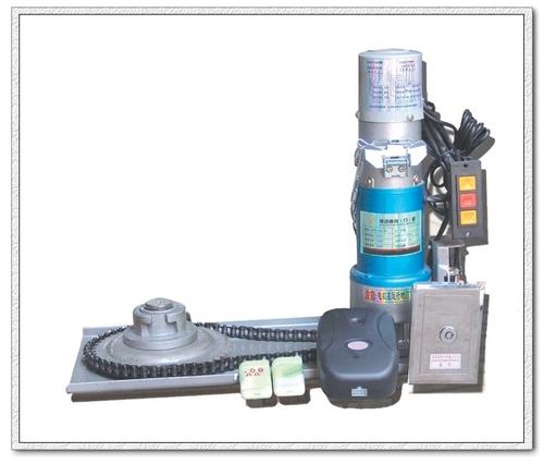 Electric rolling shutter motor in zhangzhou fujian for Roller shutter motor installation