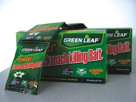 green leaf cockroach killing bait instructions