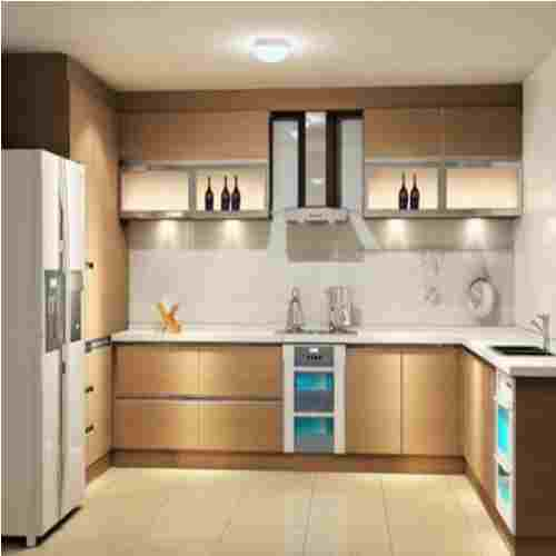 Modular kitchen cabinets in sanyogita ganj indore prime for Modular kitchen shelves designs
