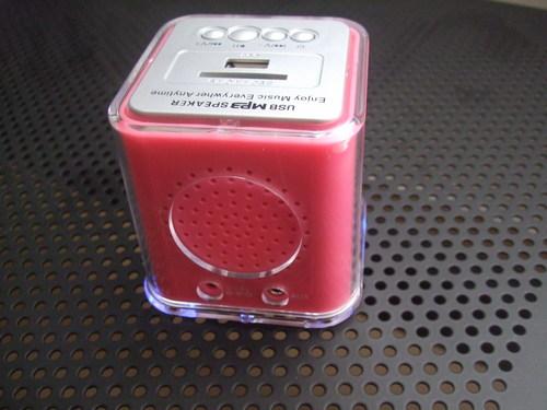 Wireless Mini USB Speaker