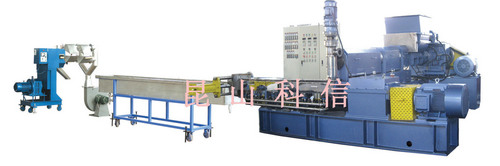 Non-Woven Fabric Recycling Palletizing Line