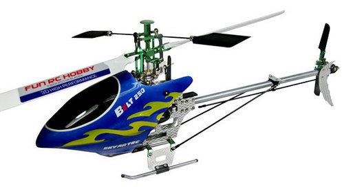 BELT 250 6CH 3D Pro Helicopter