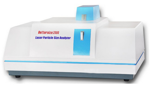 Laser Particle Size Analyzer : Bettersize intelligent laser particle size analyzer