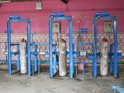 CNG Cylinder Testing Machine in  Prem Nagar - Nangloi