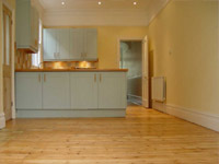 Wooden Flooring Designing Service