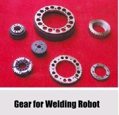Gears For Welding Robots