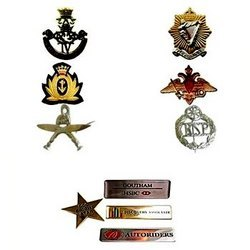 Metal Badges in  Thirumudivakkam