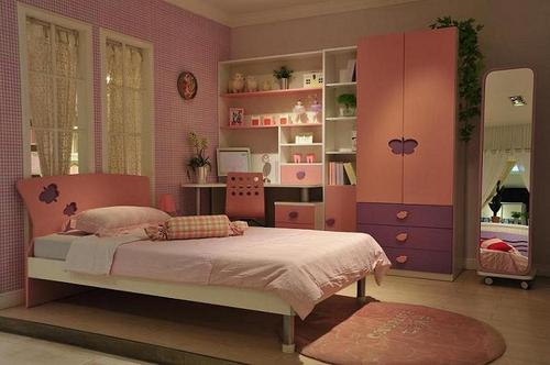 Color space bedroom furniture in longgang district for Normal bedroom designs