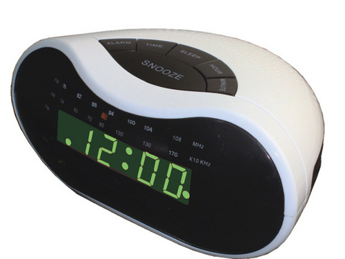 0 6 am fm led alarm clock radio in shenzhen guangdong meizhou koway electronics co ltd. Black Bedroom Furniture Sets. Home Design Ideas