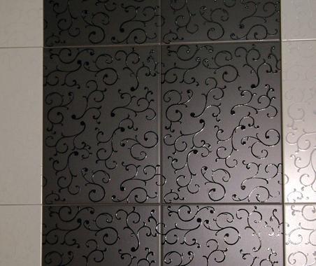 esteem white black wall tiles in shivalik new delhi exporter and