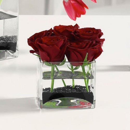 Black Magic Fresh Roses
