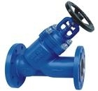 Y-Type Globe Valve With Bellow Seal
