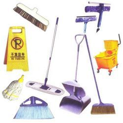 housekeeping equipments and their uses pdf