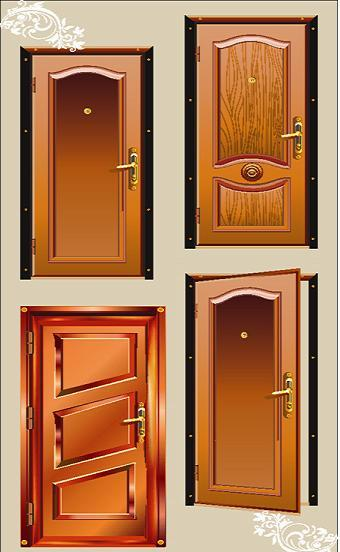 Decorative Wood Door In Ahmedabad Gujarat Sukhram Furniture