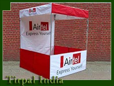Promotional Tents in Sanjay Gandhi Transport Nagar & Promotional Tents in Delhi Delhi India - TIRPAL INDIA